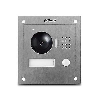 Original 2-wire Ip Villa Outdoor Station 2.8mm Dual-way Audio Alarm Door