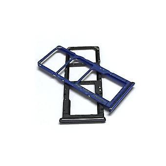 Support de plateau Sim pour carte Sim Samsung, pièces de réparation d'orbite d'adaptateur
