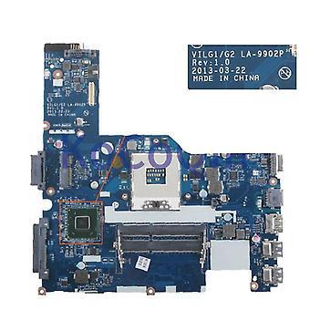 Kannettavan tietokoneen emolevy Lenovon ideapadille