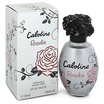 CABOTINE Rosalie Eau De Toilette Spray por Parfums Gres 1.7 oz Eau De Toilette vaporizador