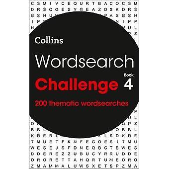Wordsearch Challenge Boek 4