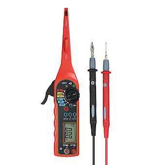 Monitoiminen automaattinen piiritunnitin power probe sarja auton sähkö jännitteen testaaja yleismittari diagnostiikka työkalut