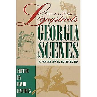 """アウグストゥス・ボールドウィン・ロングストリート&s""""quot;ジョージアシーン&クォート&クォート;"""