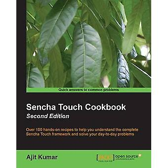 Sencha Touch Cookbook by Ajit Kumar - 9781782169185 Book