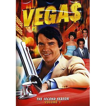 -Las Vegas - Las Vegas: Segunda importação de temporada Volume 1 [DVD] EUA