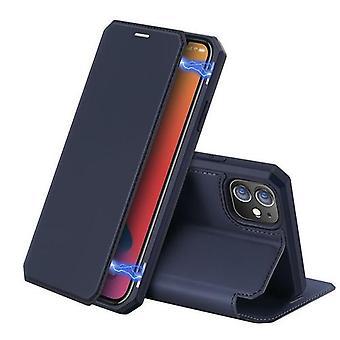 Duxducis Pu nahkakotelo Iphone 11 12 Pro Max Coque Luxury Thin