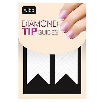 Wibo Guides de conseils pour la manucure au diamant