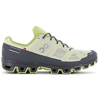 ON Running Cloudventure - Men's Trail Running Shoes Yellow-Grey 22.99619 Sneakers Sports Shoes