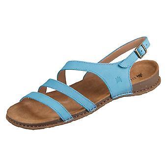 El Naturalista Pangalao N5811Turquesa zapatos universales para mujer