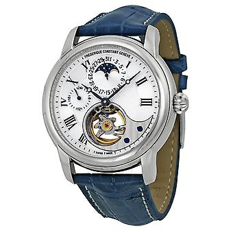 Frederique Constant Heart Beat Silver Dial Men's Watch FC-945MC4H6