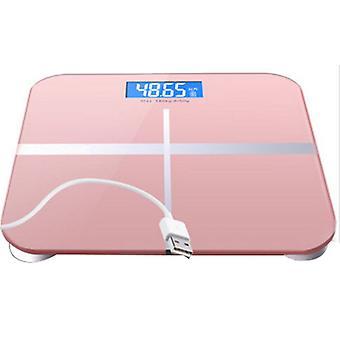 Genopladelig elektronisk LCD-vægt på LCD-skærm