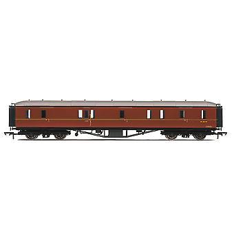 Hornby RailRoad BR Hawksworth passerella passeggero freno Coach - post 1956