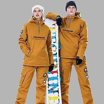 Сноуборд Куртка женщин спортивный костюм