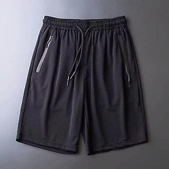 Men Ice Silks Pants, Ultra-thin Sports Pants