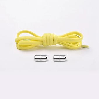 Round Elastic No Tie Shoelaces And Adult