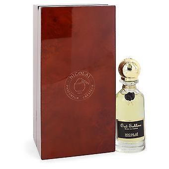Nicolai Oud Sublime by Nicolai Elixir De Parfum 1.18 oz