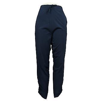 Ny balance x Isaac Mizrahi Live! Kvinders bukser String Vævet Blå A353280