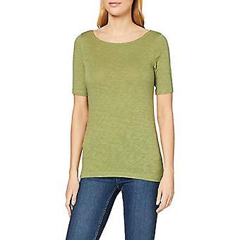 Marc O'Polo 3226151399 T-Shirt, Vert (Seaweed Green 464), Petite Femme