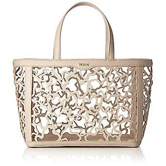 TOUS 795900313, Women's Bag, Beige (Mouse), 15x25x32 centimeters (W x H x L)(2)