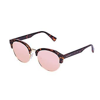 هوكرز روز الذهب كلاسيك تقريب النظارات الشمسية، براون (كاري / الوردي)، 60 للجنسين الكبار