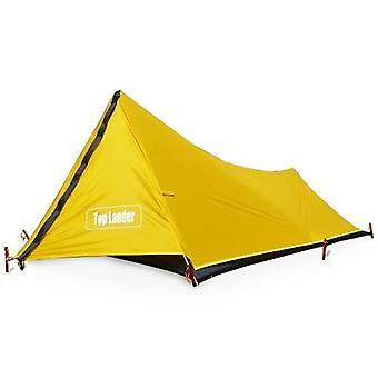 Camping extérieur Tente ultraléger Tente de couchage Abri Mesh Moustiquaire Insectifuge Net Garde Facile Mise en place pour camping Randonnée Pique-nique Sac à dos