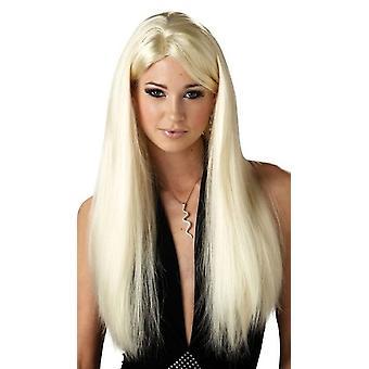 Hollywood Heiress Paris Hilton Blonde Women Costume Wig