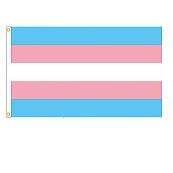 Rainbow flag gay les pride peace lgbt asexualism banner 3x6 ft ch03