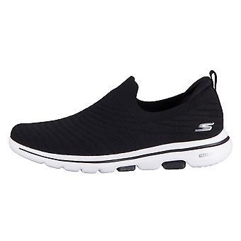 Skechers GO Walk 5 Coastal View 124250BKW universal all year women shoes