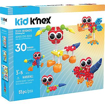 Kid K'NEX Zoo Friends Building Set