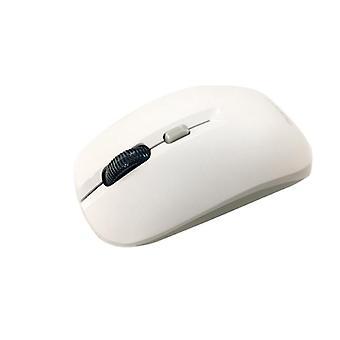 Kb. APPXM180X vezeték nélküli optikai egér 800-1600 DPI Nano USB fehér és szürke