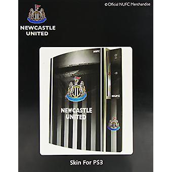 Newcastle United FC PS3 Console Skin