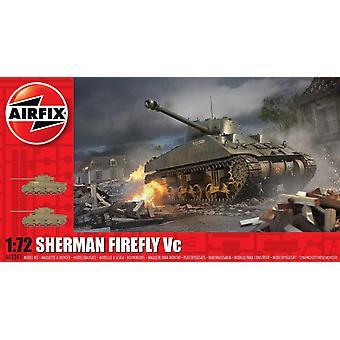 Airfix Sherman Firefly -mallisarja