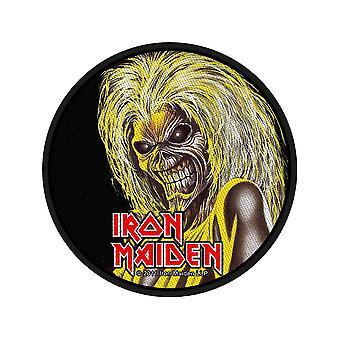 Iron Maiden - Tappajien vakiolaastari