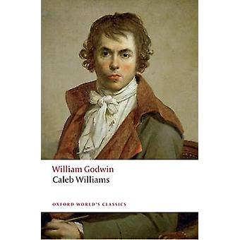 Caleb Williams tekijä Godwin & William