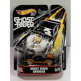 Hot Hjul 50th Ghost Rider Lader FLD30