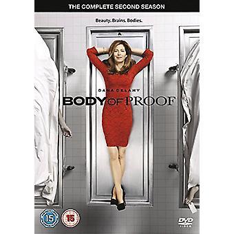 Body Of Proof Staffel 2 DVD