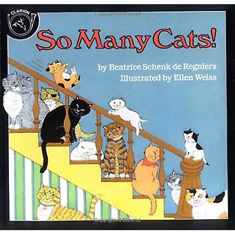 So Many Cats por Beatrice SchENK De Regniers