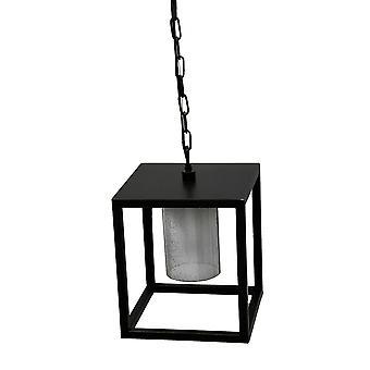 Mid Century Moderne Olie Gewreven Bronzen Afwerking Industriële Plafond Hangende Lamp Armatuur Geometrische Kroonluchter Hanglamp Verlichting