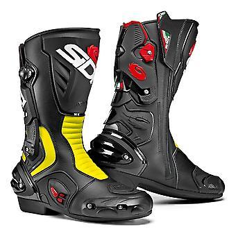 Sidi Vertigo 2 Black Yellow Boots Special CE