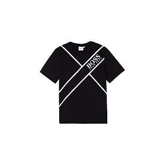Boss Junior Cross Line T-shirt
