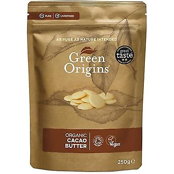 Organic Cacao Butter - 250 grams