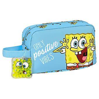 Lunchbox Spongebob Positive Vibes Light Blue (6,5 L)