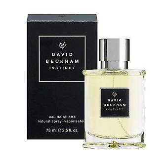 David Beckham Instinct Eau de toilette spray 75 ml