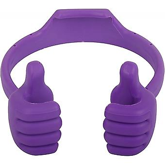 Thumbs Up Cell Phone Stand Desk Cell Phone Holder Smart Cellphone Tablet Holders