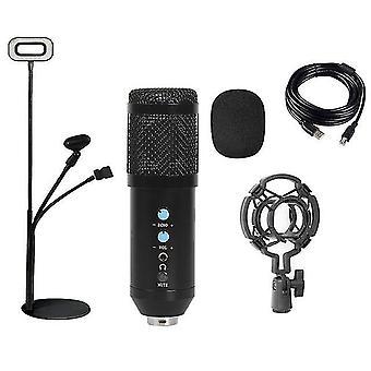 Fill Light BM858 USB Kondensator Mikrofon Kit für PC, professionelle Streaming Podcast, Live