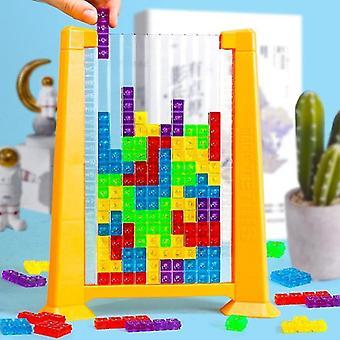 Életnagyságú 3d tetris játék puzzle tangrams gyerekeknek