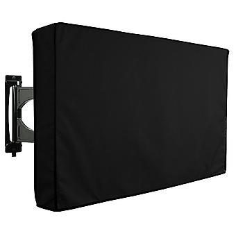 Homemiyn في الهواء الطلق غطاء التلفزيون ل50 إلى 65 بوصة LCD، Led، للماء، واقية من الطقس والغبار واقية من حماة شاشة التلفزيون