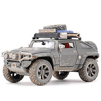 1:24 2008 Hummer Hx Concept Staattiset die cast ajoneuvot Keräilymalli Urheiluauto