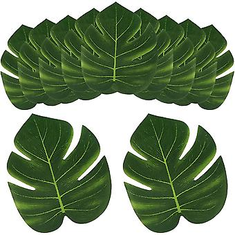 Keinotekoinen simulaatio Palm Leaf 12 Kpl