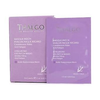 Thalgo Hyaluronique Hyaluronic Eye-patch Masks - 8x2patchs
